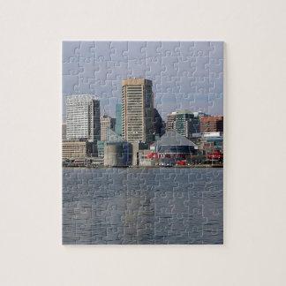 Puzzle Horizon de Baltimore