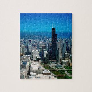 Puzzle Horizon de Chicago l'Illinois