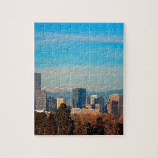 Puzzle Horizon de Denver le Colorado