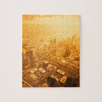 Puzzle Horizon de Dubaï Emirats Arabes Unis