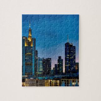 Puzzle Horizon de Francfort Allemagne