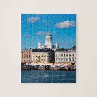Puzzle Horizon de Helsinki