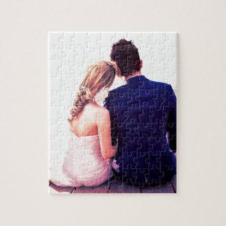 Puzzle Horizon de jour du mariage