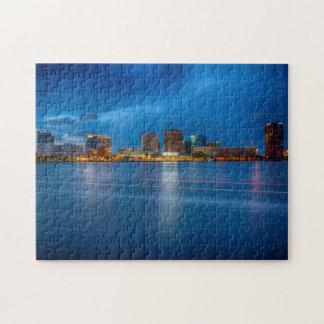 Puzzle Horizon de la Norfolk