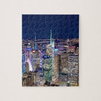 Puzzle Horizon de New York City