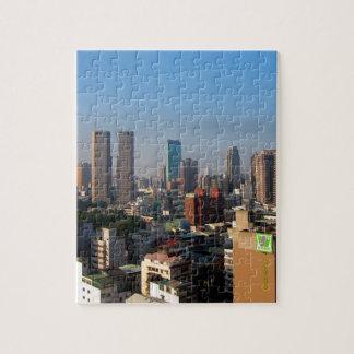 Puzzle Horizon de Taïwan Taichung