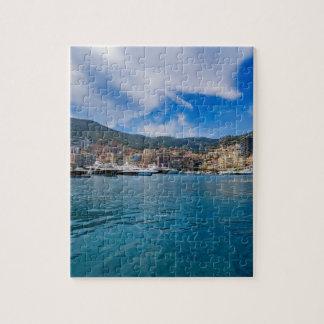 Puzzle Horizon du Monaco