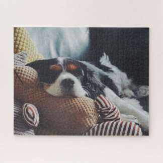 Puzzle horizontal personnalisable de photo