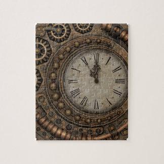 Puzzle Horloge