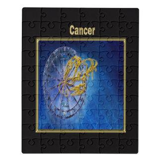 Puzzle Horoscope de conception d'astrologie de zodiaque