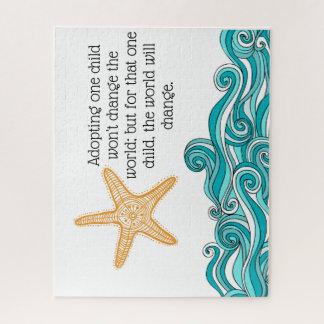 Puzzle Il importe à cette une étoile de mer