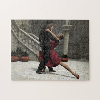 Puzzle Il prend deux à la casse-tête de tango