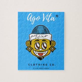 Puzzle Il y a la marque d'habillement de Vita