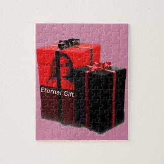 """Puzzle Illusion personnalisée de photo """"de cadeau"""