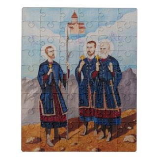 Puzzle Illustration de Christan Relious