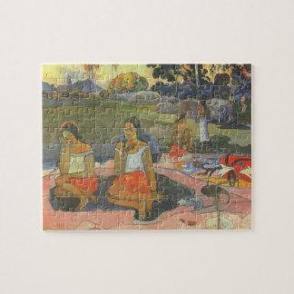 Puzzle Impressionisme par Gauguin, somnolence délicieuse