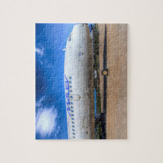 Puzzle Jet du Tupolev TU-154