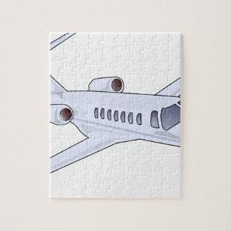 Puzzle Jet privé