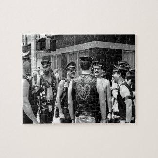 Puzzle Jour NYC 1989 de gay pride