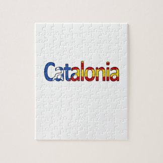 Puzzle La Catalogne
