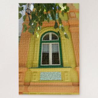 Puzzle La Chambre jaune