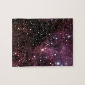 Puzzle La nébuleuse de Carina (NGC 3372)