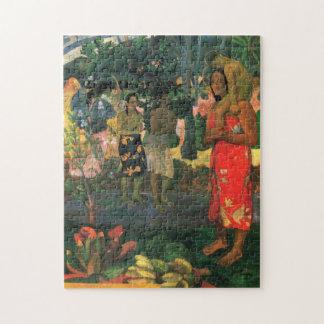 "Puzzle ""La Orana Maria"" - Paul Gauguin"