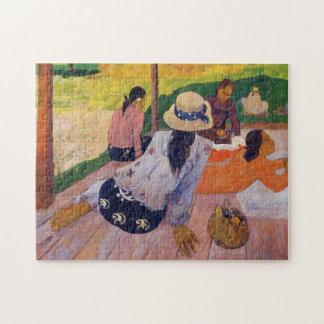 Puzzle La sièste - Paul Gauguin