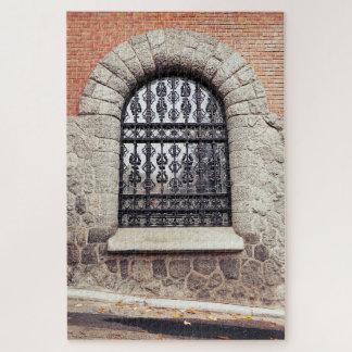 Puzzle La vieille fenêtre