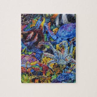 Puzzle Lagune de homard