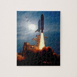 Puzzle Lancement STS-64 de découverte de navette spatiale