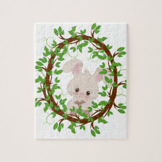 Puzzle Lapin, lapin, WOODLAND-CRITTERS