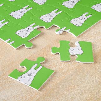 Puzzle Lapin mignon