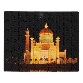 Puzzle Le Brunei : Pays en Asie