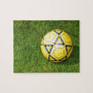 Puzzle Le football
