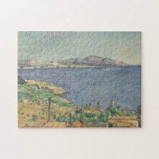 Puzzle Le Golfe de Marseille vu de L'Estaque