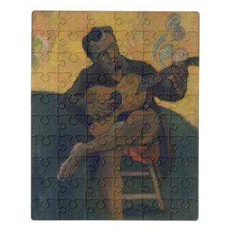Puzzle Le guitariste