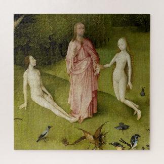 Puzzle Le jardin des plaisirs terrestres, 15ème siècle