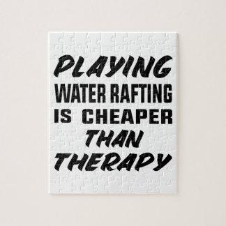 Puzzle Le jeu de transporter de l'eau est meilleur marché