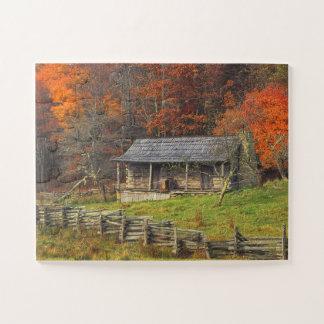 Puzzle Le Kentucky en automne