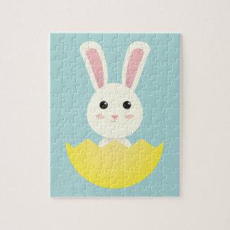Puzzle Le lapin de Pâques I
