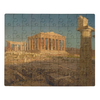 Puzzle Le parthenon