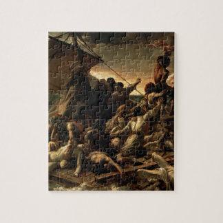 Puzzle Le radeau de la méduse - Géricault
