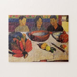 """Puzzle """"Le repas"""" - Paul Gauguin"""
