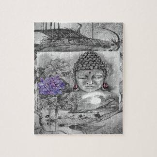 Puzzle Le souhait de Bouddha