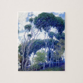 Puzzle Le type s'est levé - eucalyptus de Laguna - chef