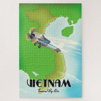 Puzzle Le Vietnam par la copie de vacances d'air