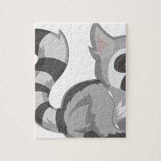 Puzzle Lémur