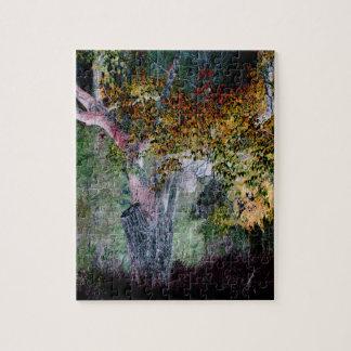 Puzzle Les couleurs de l'automne….