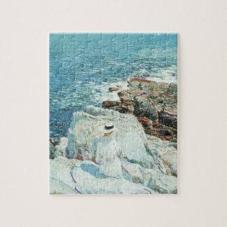 Puzzle Les rebords du sud, Appledore par Childe Hassam